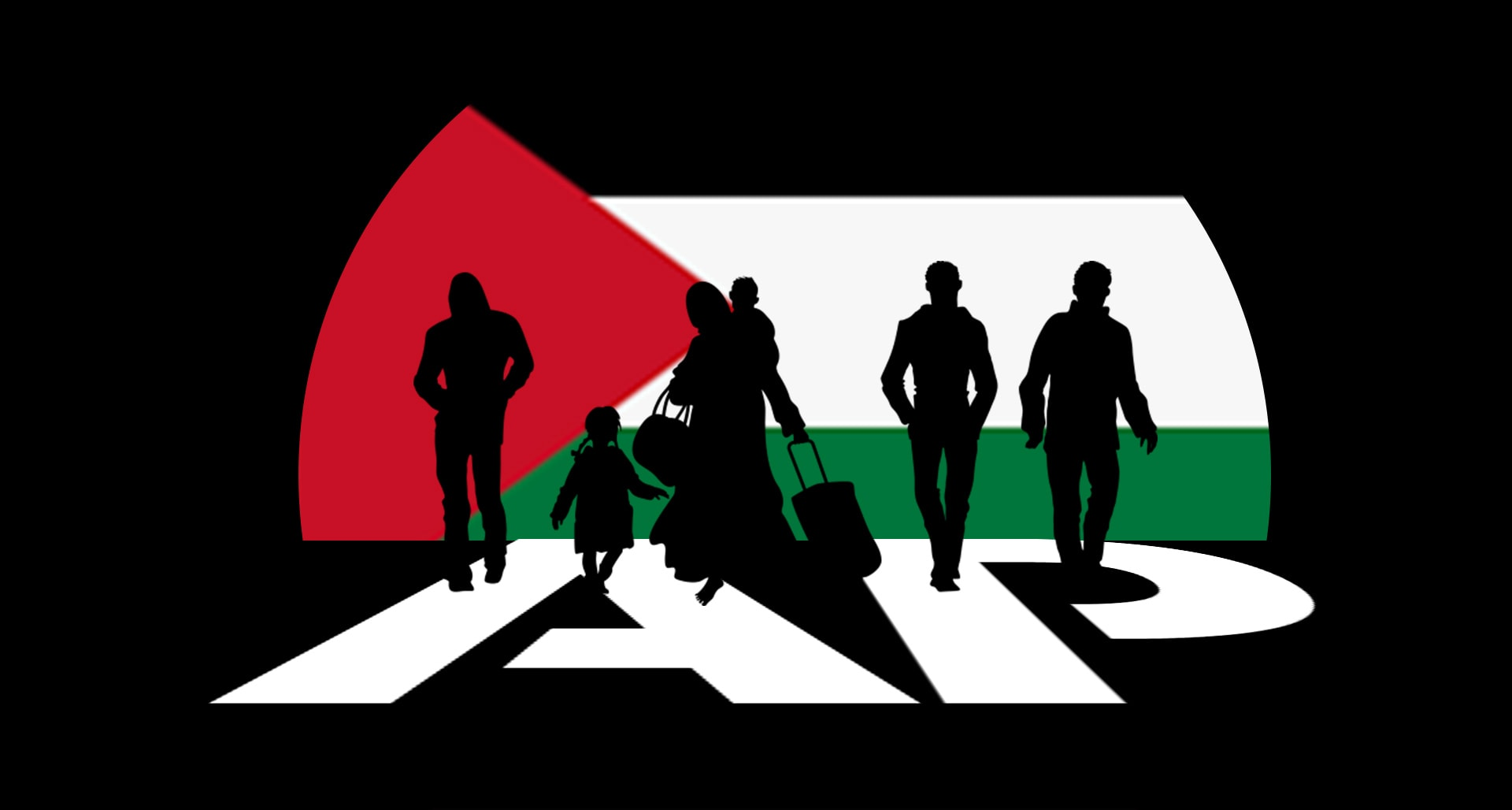 AP Conflates Palestinian 'Refugee' Myth with Millions Displaced During Pandemic