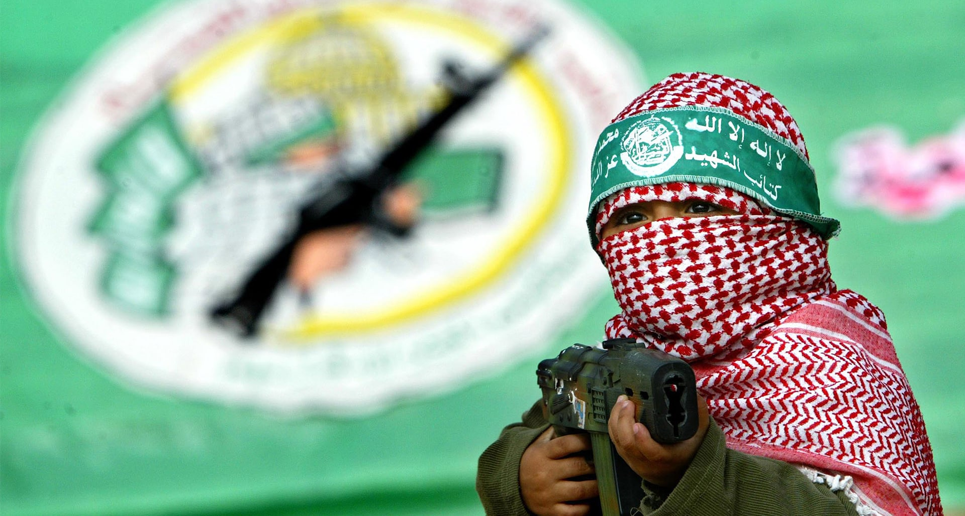 Hamas' Child Soldiers: Where is the Media Outrage? (VIDEO) | Honest Reporting
